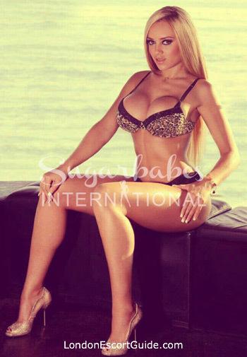 Mayfair blonde KiaraLove london escort