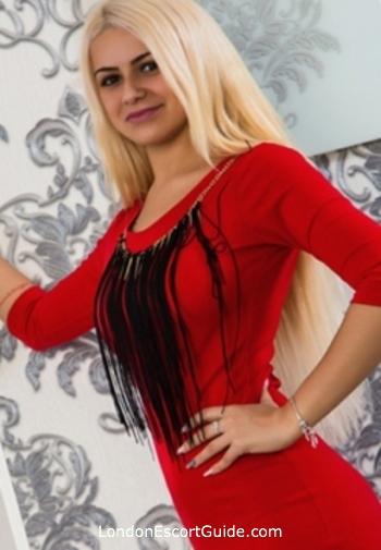 Bayswater blonde Gilda london escort