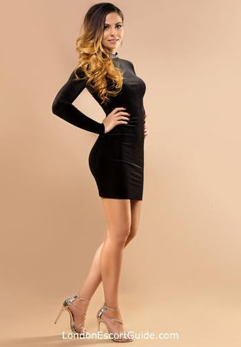 Paddington brunette Annissa london escort