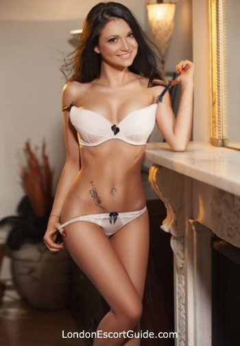 South Kensington east-european Vanessa london escort