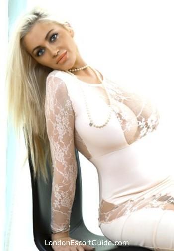 Paddington blonde Asta london escort