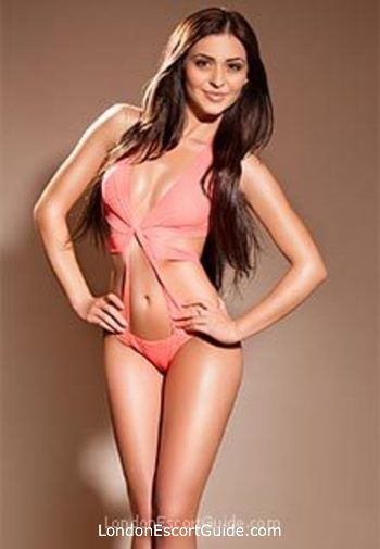 South Kensington value Kalida london escort