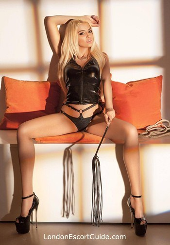Paddington blonde Alexia london escort