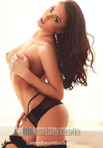 Paddington brunette Sinabella london escort