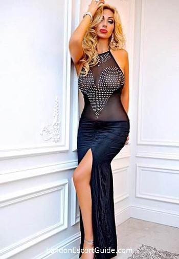 Paddington blonde Bonita london escort