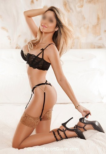 Mayfair busty Ayla london escort