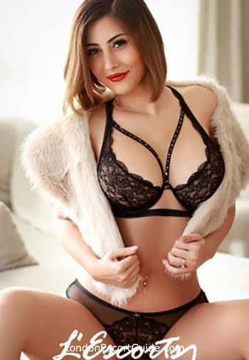 Bayswater east-european Abelia london escort