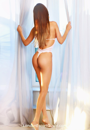 Knightsbridge busty Renata london escort