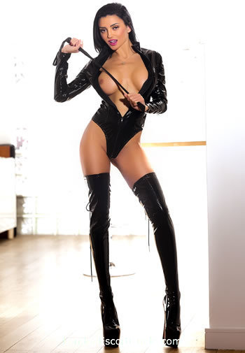 Gloucester Road pvc-latex Anna london escort