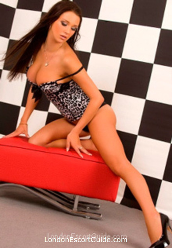 South Kensington east-european Gabriella london escort