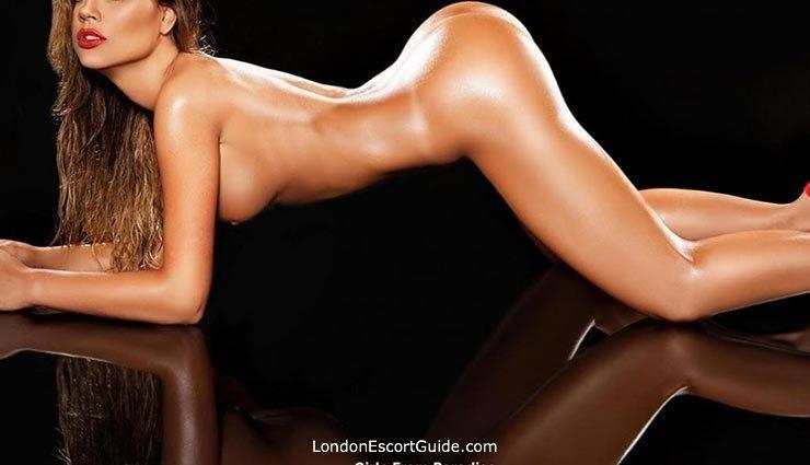 South Kensington brunette Lois Lane london escort