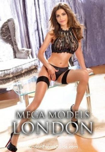 Kensington east-european Cintia london escort
