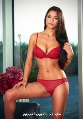 central london brunette Daphne london escort