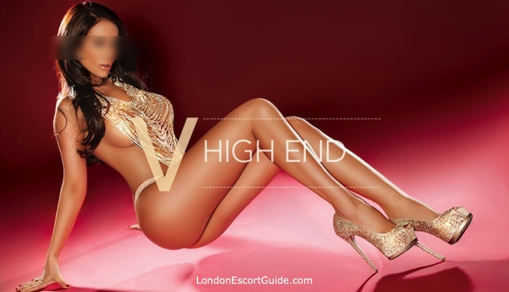 Belgravia latin Kiara london escort
