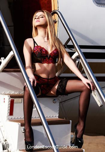 Marble Arch blonde Chinara london escort