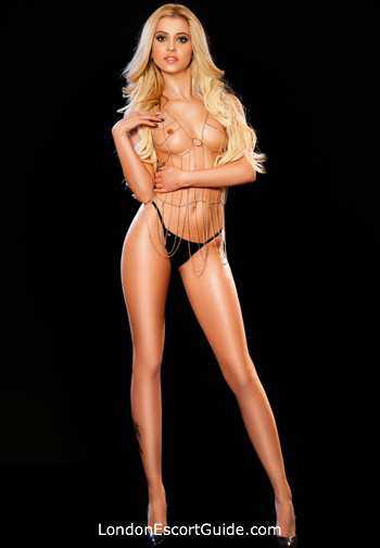 Marble Arch blonde Nelly london escort