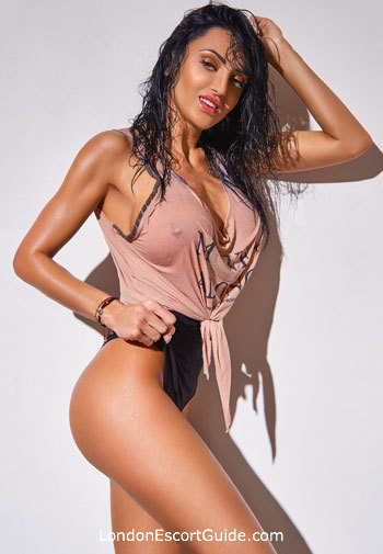South Kensington east-european Saskia london escort