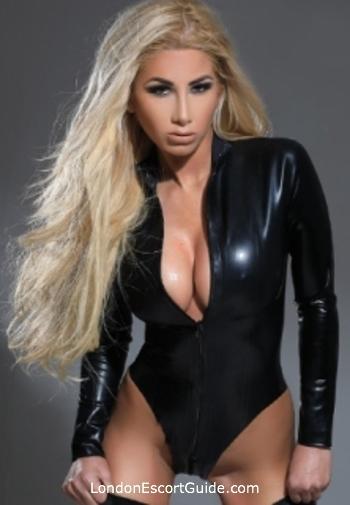Gloucester Road blonde Alexa london escort