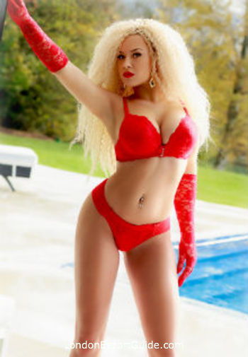 South Kensington east-european Caroline london escort