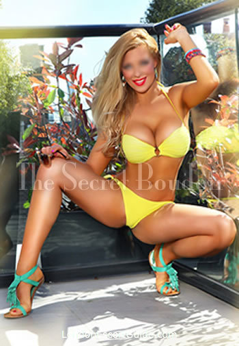 West End mature Edith london escort