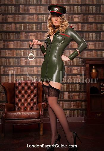 Baker Street mature Roxana london escort