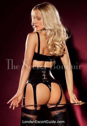 Baker Street pvc-latex Roxana london escort