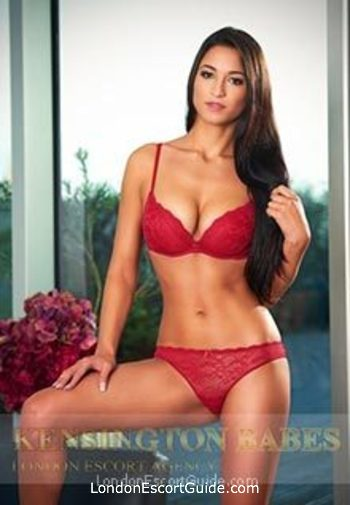 Chelsea brunette Sophie london escort