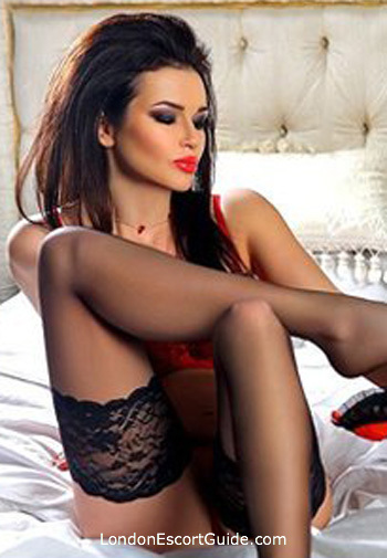 Paddington brunette Allegra london escort