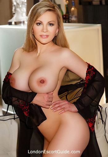 Paddington blonde Almira london escort