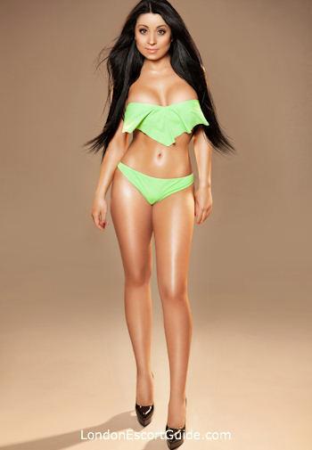 West End busty Aleeza london escort