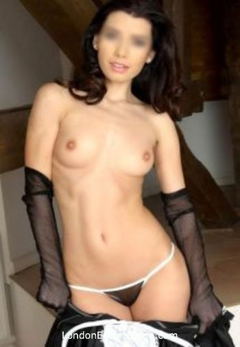central london brunette Sarah london escort