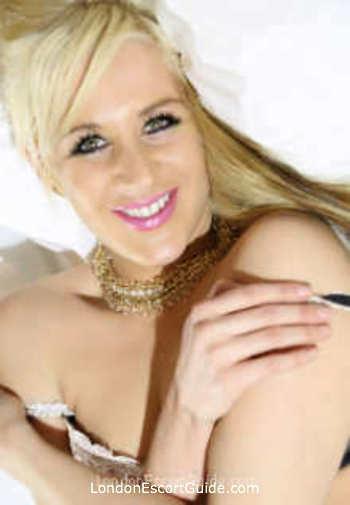 Paddington blonde Abbie london escort