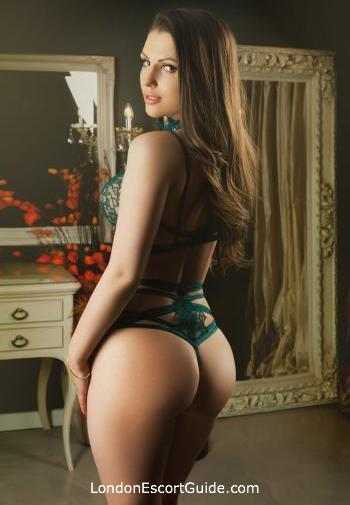 Paddington brunette Rose london escort