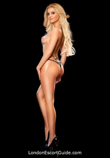 Paddington blonde Cezy london escort