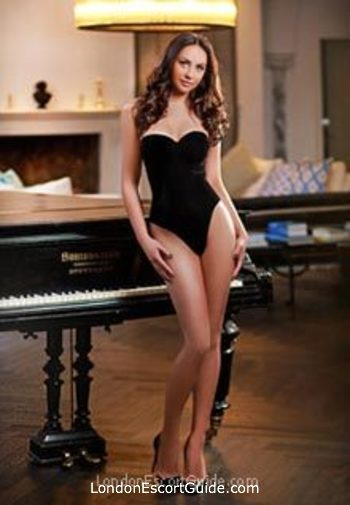 Baker Street brunette Anastasia london escort