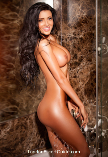 Paddington brunette Anna london escort