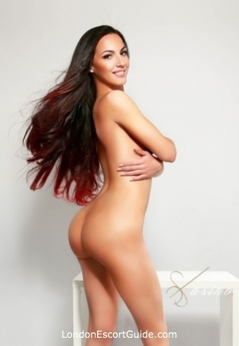 Bayswater brunette Bernadete london escort