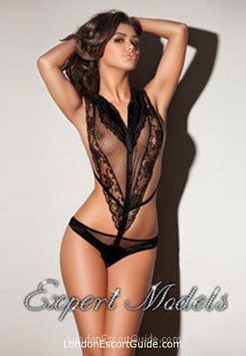 central london brunette Angelina london escort