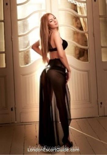 Kensington blonde Anne london escort