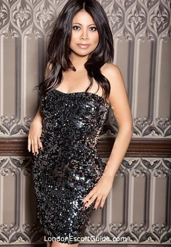 Lancaster Gate brunette Charlotte london escort