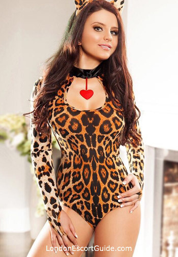 Edgware Road brunette Chanel london escort