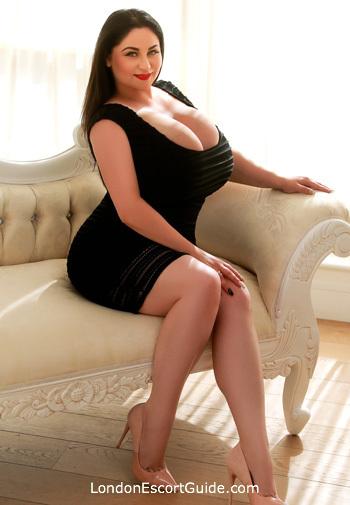 Bayswater brunette Brigita london escort