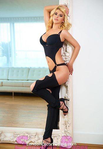 Notting Hill blonde Lara london escort
