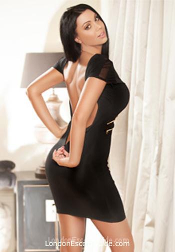 Paddington brunette Selena B london escort