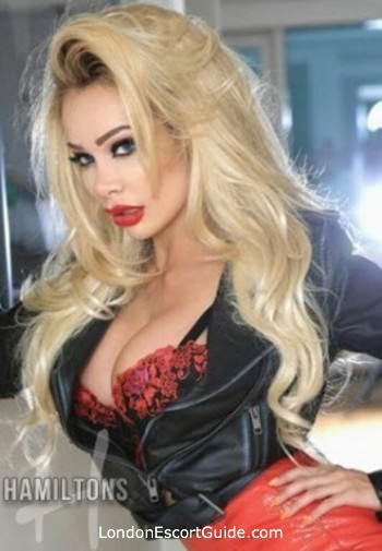 Kensington 600-and-over Chessie Kay london escort
