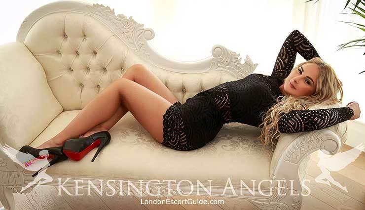 South Kensington massage Blair london escort