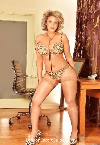 Lancaster Gate blonde Shereen london escort