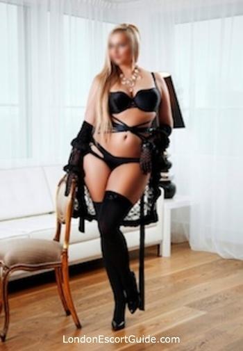 Earls Court blonde Jasmine london escort