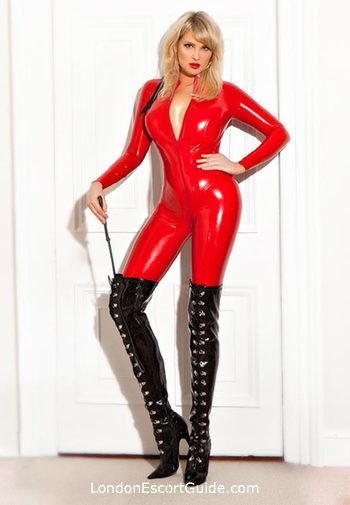 Marylebone pvc-latex Amelie Awards london escort
