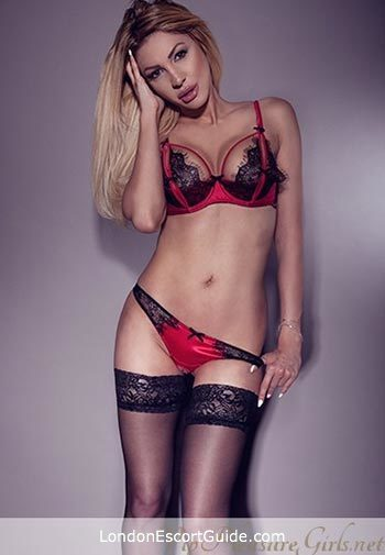 Bayswater blonde Paris london escort